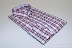 Camicia puro cotone - Collo B01 botton down